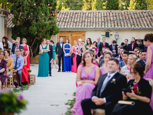 La boda de Toni y Teté en Riba-roja De Túria, Valencia 57