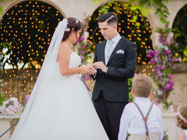 La boda de Toni y Teté en Riba-roja De Túria, Valencia 61