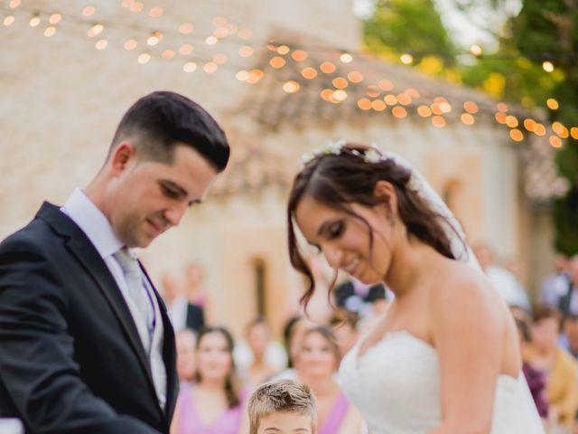 La boda de Toni y Teté en Riba-roja De Túria, Valencia 64