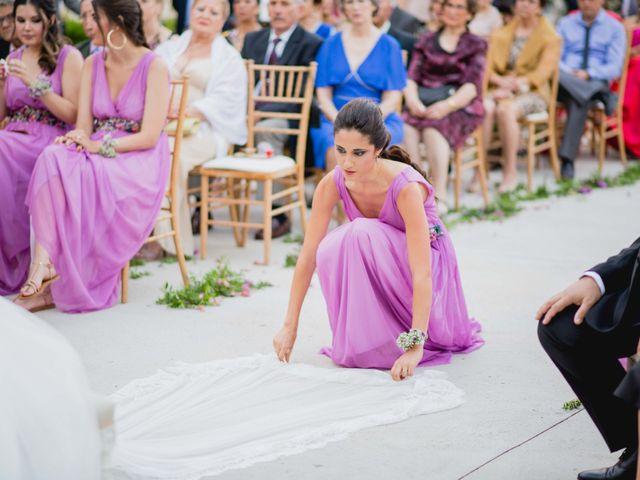La boda de Toni y Teté en Riba-roja De Túria, Valencia 69