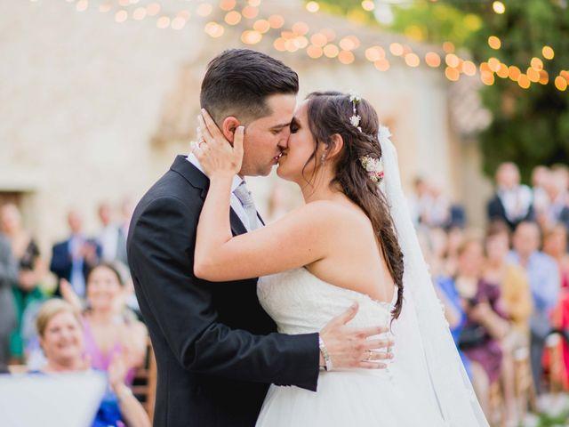 La boda de Toni y Teté en Riba-roja De Túria, Valencia 2