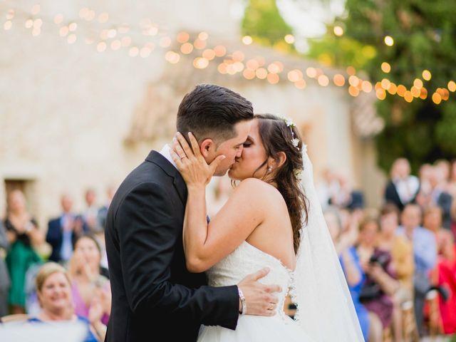 La boda de Toni y Teté en Riba-roja De Túria, Valencia 73
