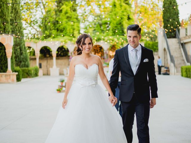 La boda de Toni y Teté en Riba-roja De Túria, Valencia 83