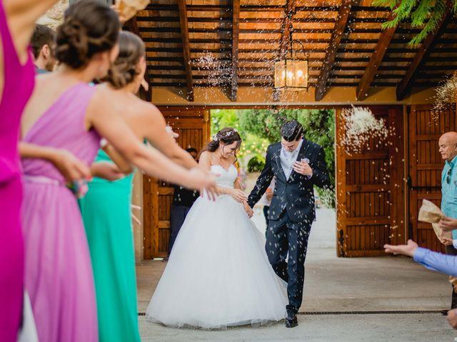 La boda de Toni y Teté en Riba-roja De Túria, Valencia 84