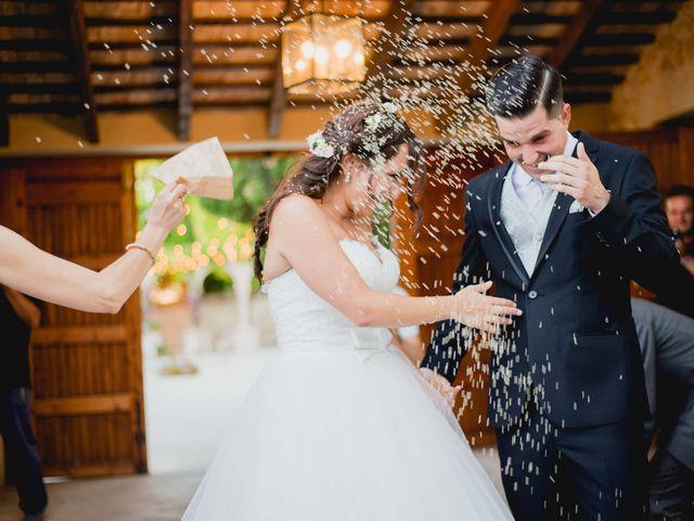La boda de Toni y Teté en Riba-roja De Túria, Valencia 85
