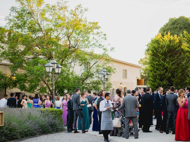 La boda de Toni y Teté en Riba-roja De Túria, Valencia 89
