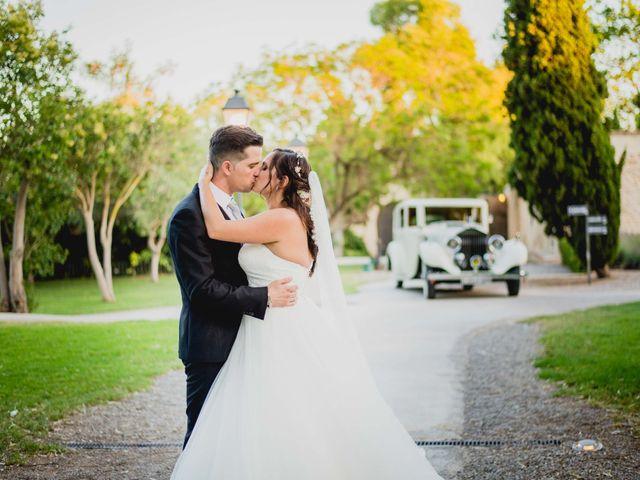 La boda de Toni y Teté en Riba-roja De Túria, Valencia 90