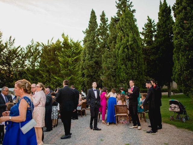 La boda de Toni y Teté en Riba-roja De Túria, Valencia 94