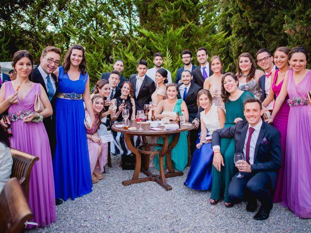 La boda de Toni y Teté en Riba-roja De Túria, Valencia 95