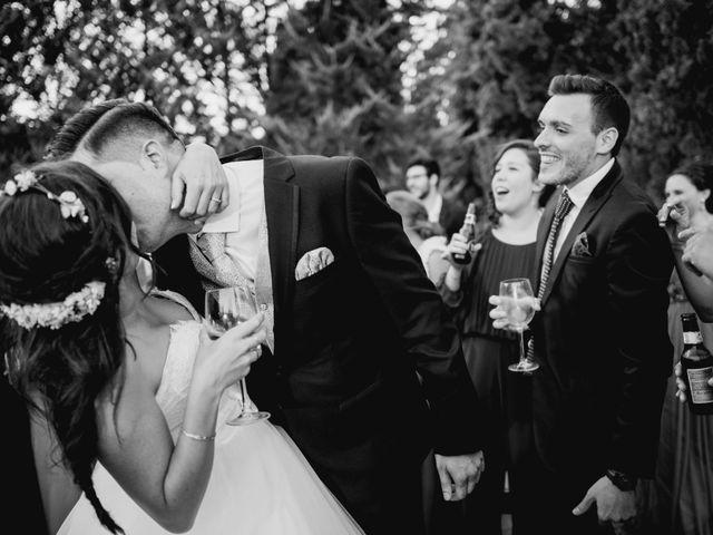 La boda de Toni y Teté en Riba-roja De Túria, Valencia 96