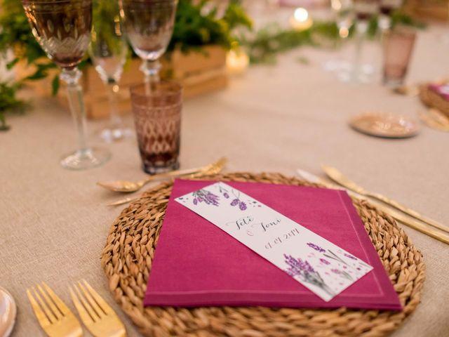 La boda de Toni y Teté en Riba-roja De Túria, Valencia 102