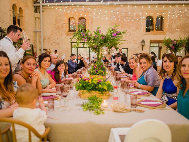 La boda de Toni y Teté en Riba-roja De Túria, Valencia 113