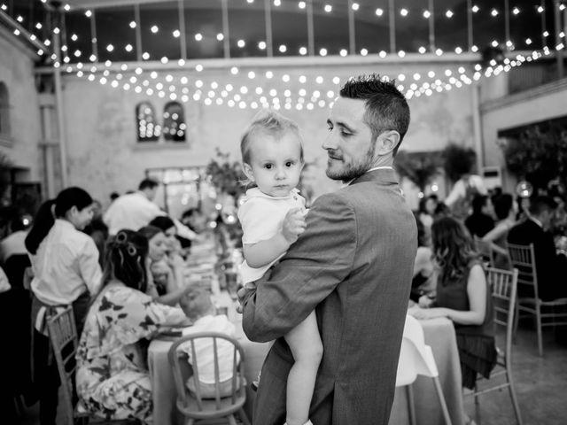 La boda de Toni y Teté en Riba-roja De Túria, Valencia 114