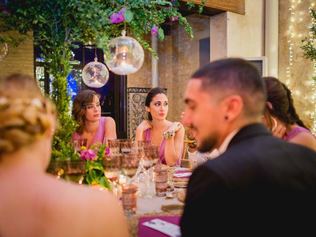 La boda de Toni y Teté en Riba-roja De Túria, Valencia 115