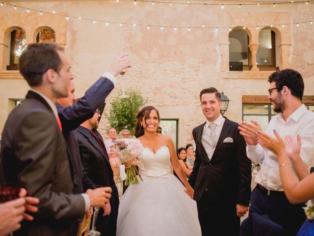 La boda de Toni y Teté en Riba-roja De Túria, Valencia 116