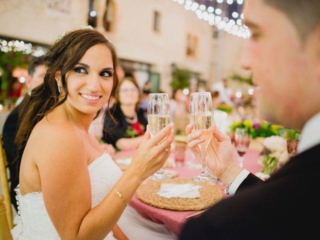 La boda de Toni y Teté en Riba-roja De Túria, Valencia 118