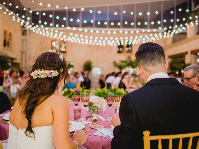 La boda de Toni y Teté en Riba-roja De Túria, Valencia 122