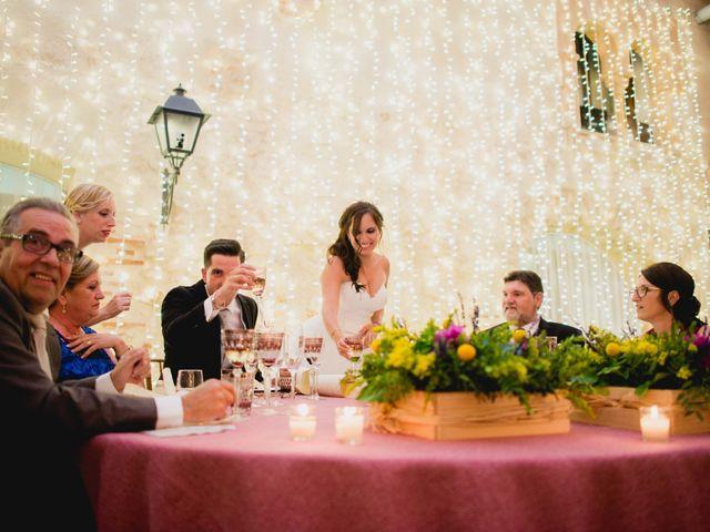 La boda de Toni y Teté en Riba-roja De Túria, Valencia 123