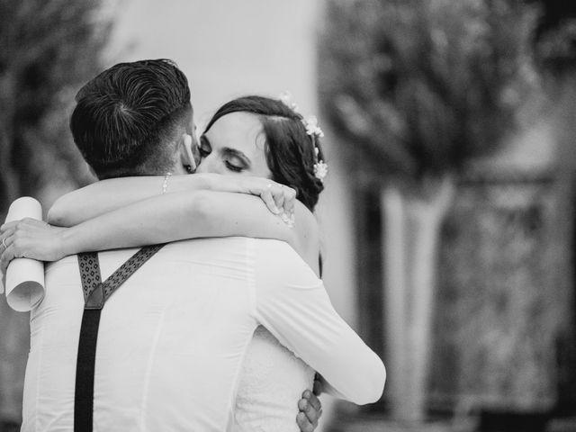 La boda de Toni y Teté en Riba-roja De Túria, Valencia 126