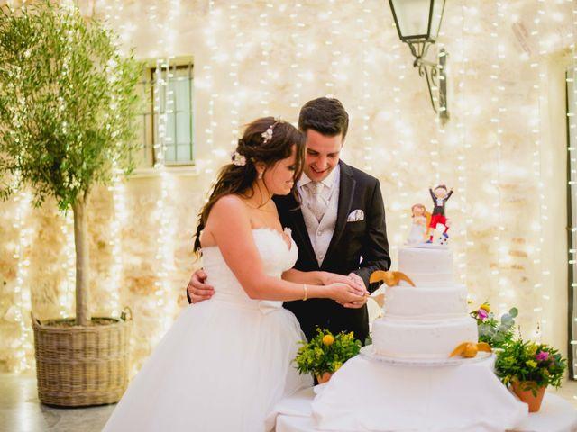 La boda de Toni y Teté en Riba-roja De Túria, Valencia 128