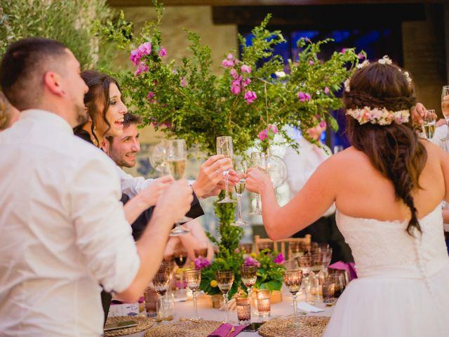 La boda de Toni y Teté en Riba-roja De Túria, Valencia 129