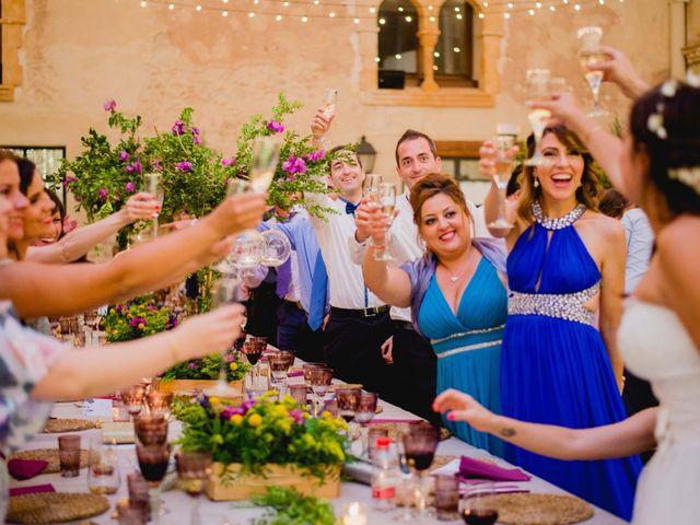 La boda de Toni y Teté en Riba-roja De Túria, Valencia 130