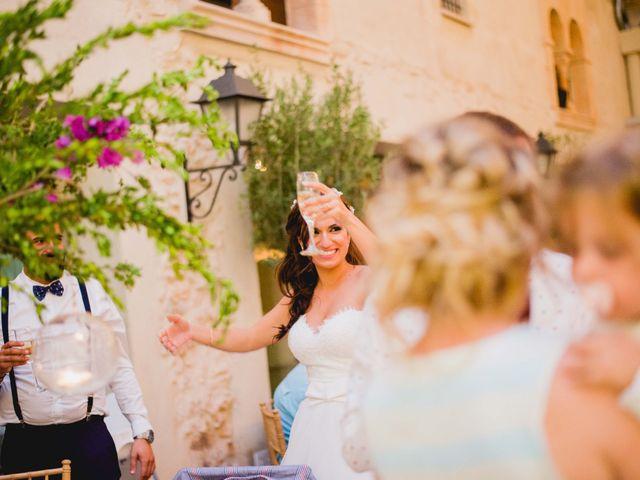 La boda de Toni y Teté en Riba-roja De Túria, Valencia 131