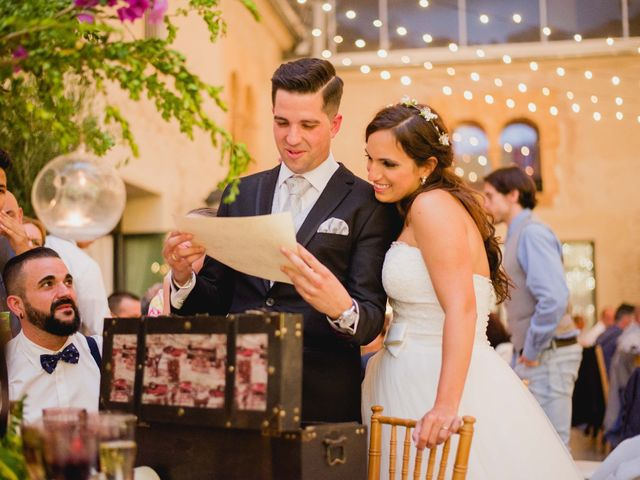 La boda de Toni y Teté en Riba-roja De Túria, Valencia 133