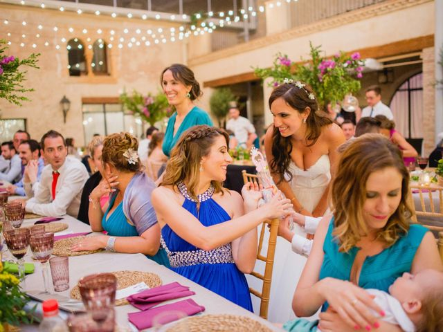La boda de Toni y Teté en Riba-roja De Túria, Valencia 136