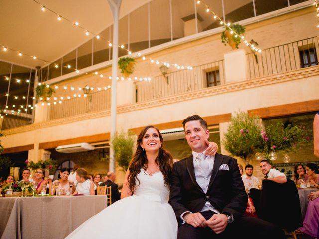La boda de Toni y Teté en Riba-roja De Túria, Valencia 138