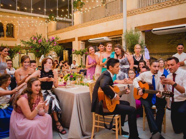 La boda de Toni y Teté en Riba-roja De Túria, Valencia 139