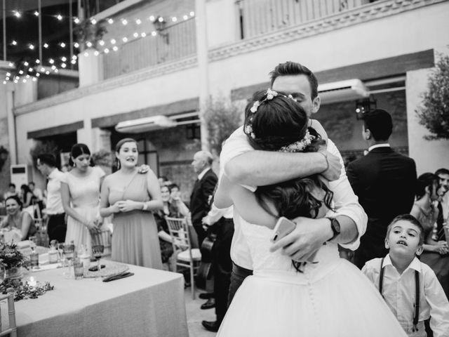 La boda de Toni y Teté en Riba-roja De Túria, Valencia 143
