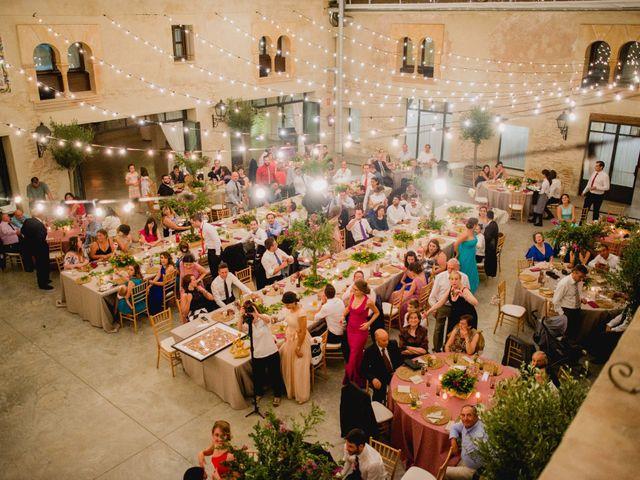 La boda de Toni y Teté en Riba-roja De Túria, Valencia 144