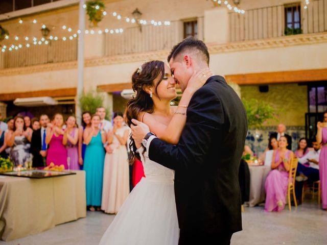 La boda de Toni y Teté en Riba-roja De Túria, Valencia 147