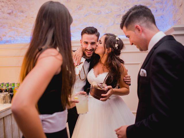 La boda de Toni y Teté en Riba-roja De Túria, Valencia 150