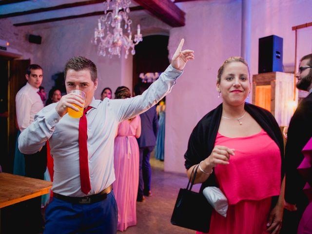 La boda de Toni y Teté en Riba-roja De Túria, Valencia 152