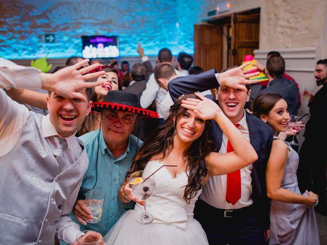 La boda de Toni y Teté en Riba-roja De Túria, Valencia 154