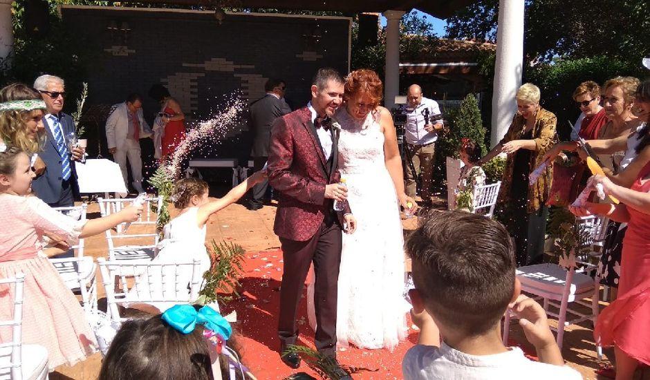 La boda de Pedro  y Carmen  en Ciudad Real, Ciudad Real