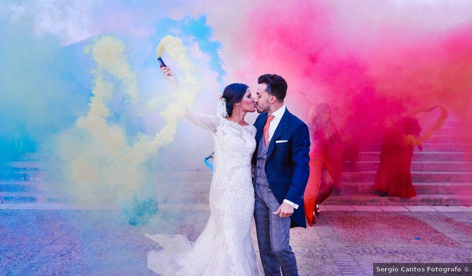 La boda de Alberto y Cinta en Palos De La Frontera, Huelva