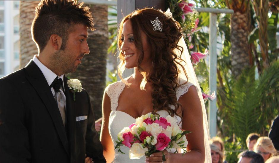 La boda de Carmen y Adrián en Nerja, Málaga