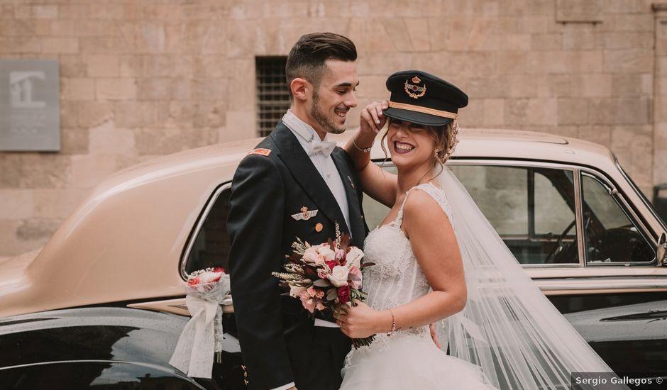 La boda de Tomas y Yolanda en El Puntal (Espinardo), Murcia
