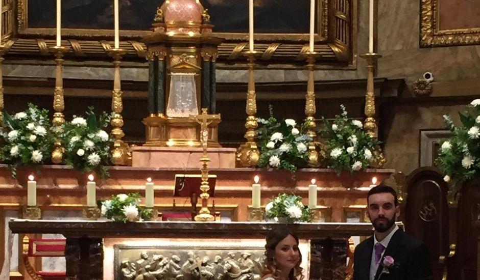 La boda de Sergio y Paloma en Madrid, Madrid
