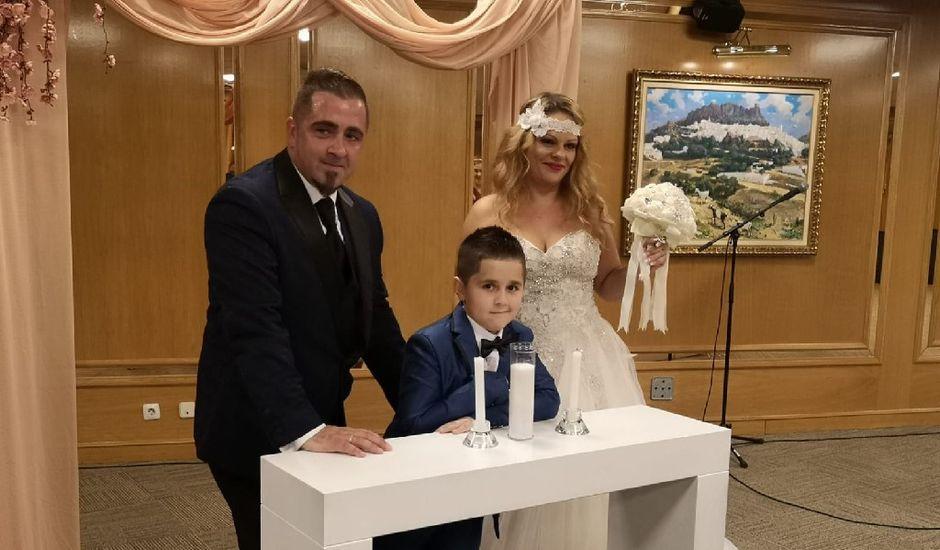 La boda de Beatriz y Cristian en Toledo, Toledo