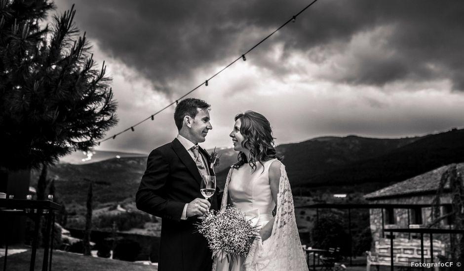 La boda de Jesus y Almudena en Ávila, Ávila