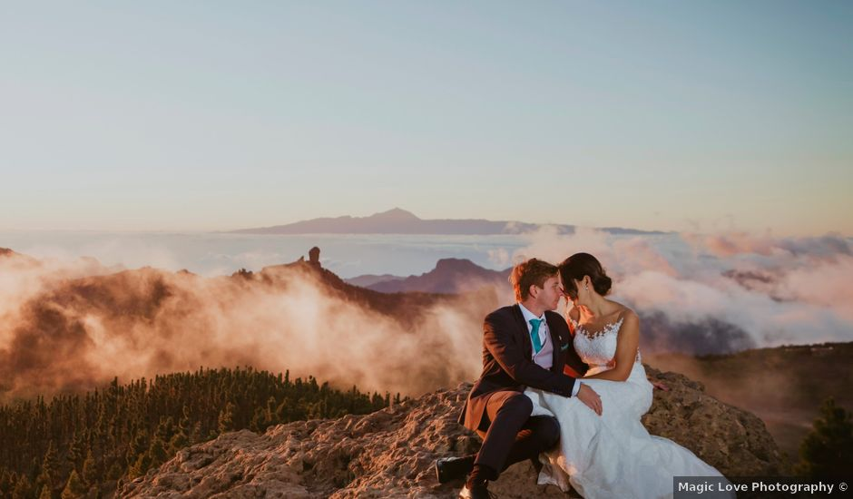 La boda de Eduardo y Tania en Las Palmas De Gran Canaria, Las Palmas