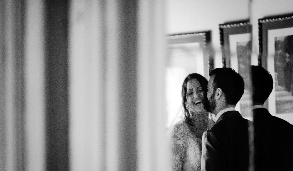 La boda de María y Manuel J. en Corrales, Huelva