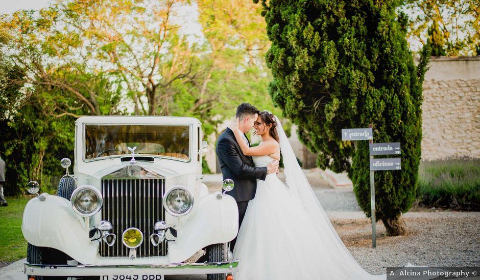 La boda de Toni y Teté en Riba-roja De Túria, Valencia