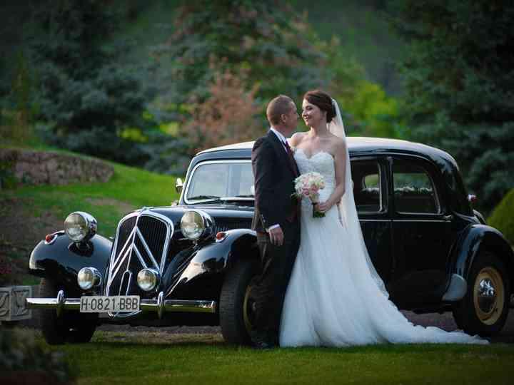 La boda de Laura y Albert