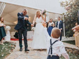 La boda de Bea y Alberto