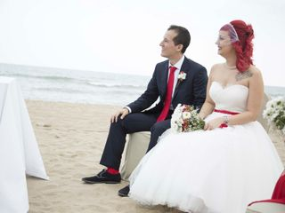 La boda de Noelia y Salva